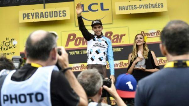 Tour de France: Bardet, l'excellence