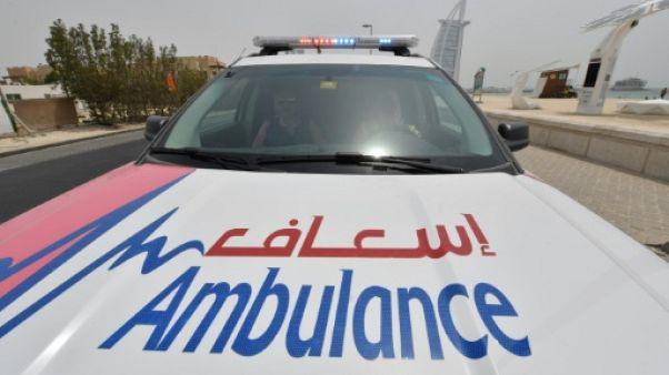 Dubaï lance un service d'ambulances pour les femmes