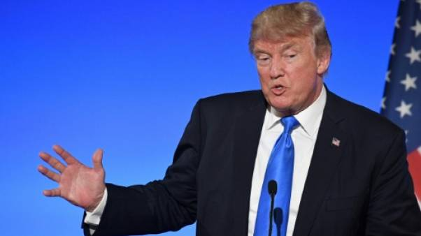 Trump assure que son fils n'a rien fait de mal