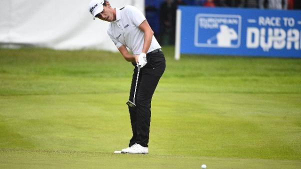 Golf: Scottish open, parte bene Paratore