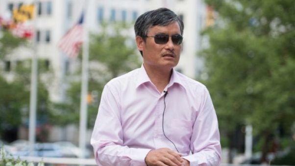 "Pékin ""a tué"" Liu Xiaobo, selon le dissident Chen Guangcheng"