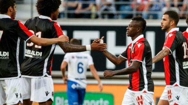 Ligue des champions/Europa League: Nice-Ajax, OM et Bordeaux épargnés au 3e tour