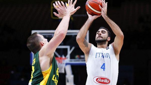 Basket: Aradori alla Virtus Bologna