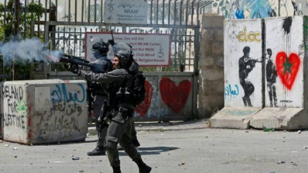 Cisjordanie: un Palestinien tué par des soldats israéliens