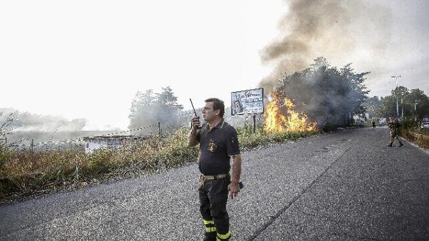 Incendi: SI, Galletti riferisca in Aula
