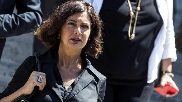 Femminicidio: Boldrini, fermare orrore