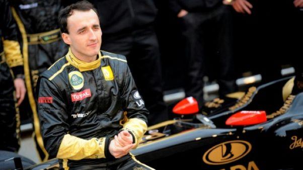 """F1: Abiteboul sur Kubica, """"trop tôt pour parler du futur"""""""