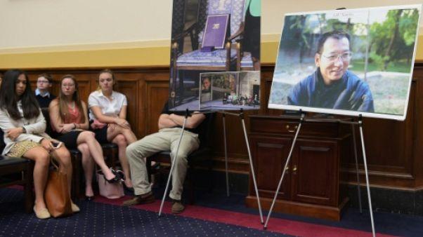 Mort de Liu Xiaobo: des élus du Congrès américain condamnent Pékin