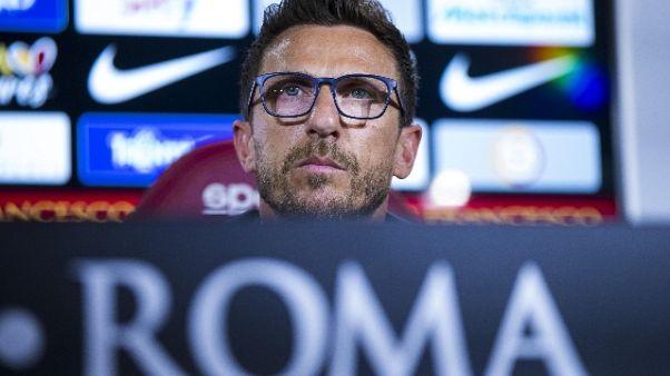 Roma: 1-0 a Slovacko, adesso il tour Usa