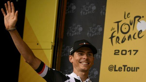 """Tour de France: """"Je prends beaucoup plus de plaisir"""", affirme Barguil"""