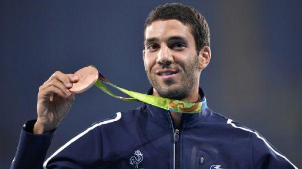 Athlétisme: Mekhissi forfait aux Championnats de France