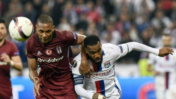 Transfert: le Brésilien Marcelo (Besiktas) pour trois ans à Lyon