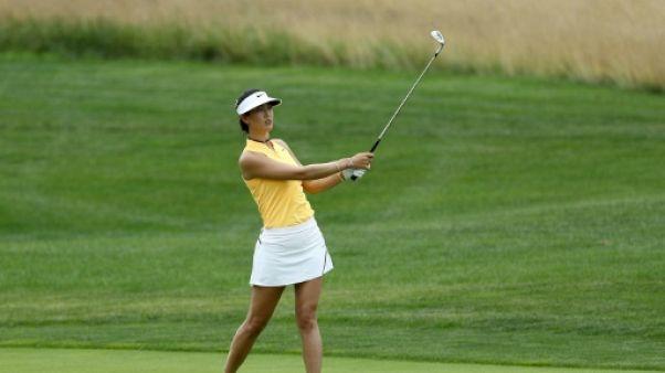 Golf: abandon de Michelle Wie à l'US Open