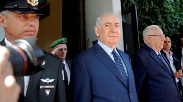 Netanyahu à Paris dimanche pour commémorer le Vel d'Hiv et tester Macron