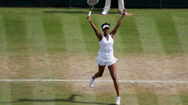 Wimbledon: Williams-Muguruza en finale, l'expérience face à la jeunesse