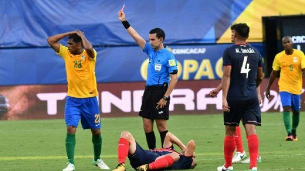 Gold Cup: fin de l'aventure pour la Guyane