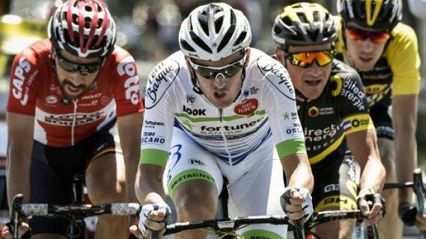 Tour de France: départ de la 14e étape, de Blagnac à Rodez