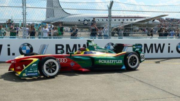 Formule E: sans Buemi, Di Grassi se rêve roi à New York