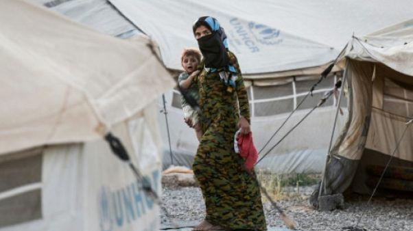 Pour les déplacés de Mossoul, le retour n'est qu'un rêve lointain