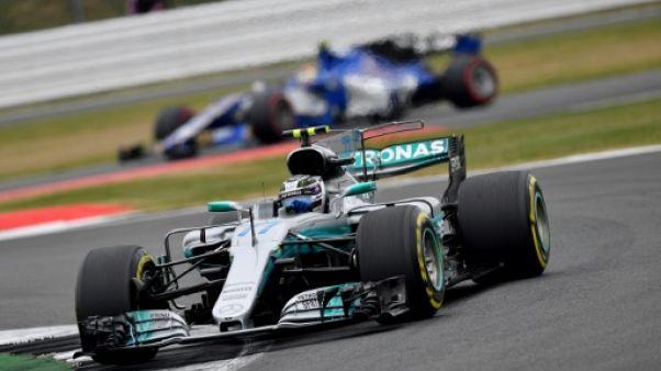 GP de Grande-Bretagne: Bottas, Ricciardo et Alonso pénalisés sur la grille