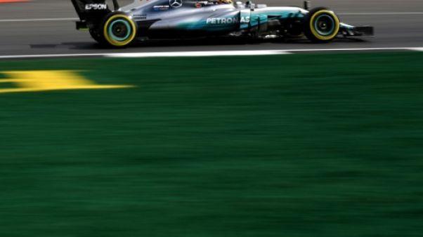 GP de Grande-Bretagne: Lewis Hamilton se rachète avec la pole