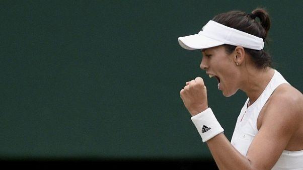 Wimbledon: vittoria Muguruza