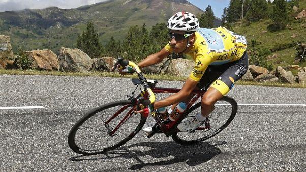 Tour: Aru, maglia gialla?Nulla è perduto