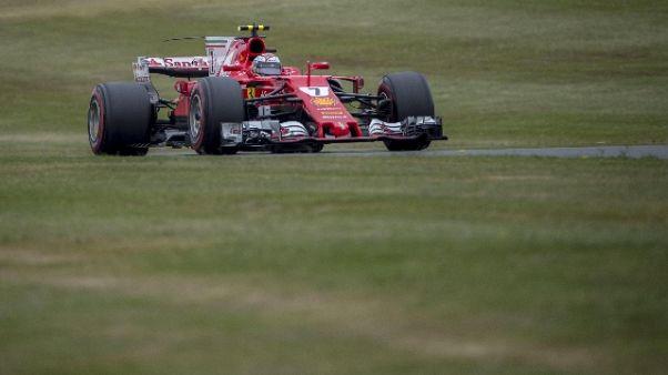 F1: Raikkonen, possiamo sfidare Mercedes