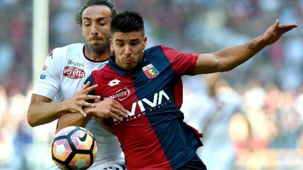 Genoa: 17-0 in amichevole, Simeone 7 gol