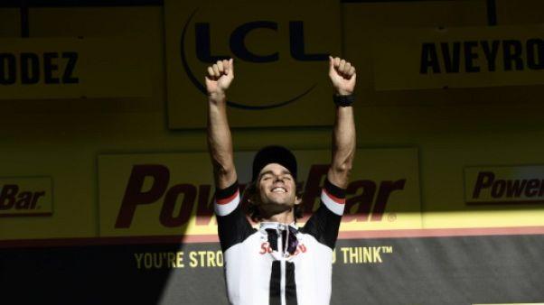 """Tour de France: """"Bling"""", le parallèle avec Sagan"""