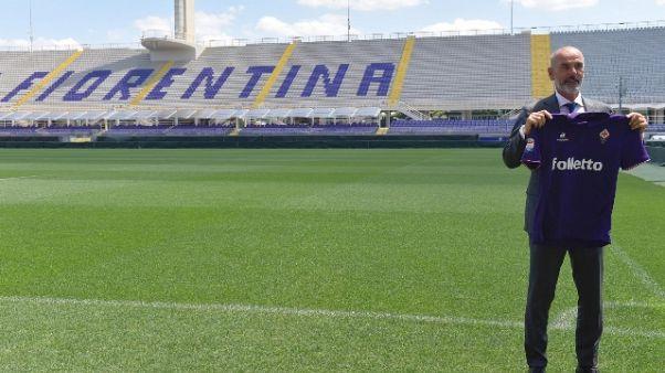 Fiorentina, 11-0 in test con Trentino