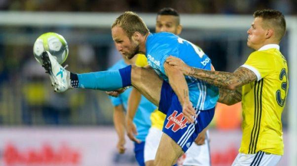 Amical: Marseille monte en puissance, Rami joue dix minutes