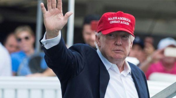 Après le faste à Paris, retour à la réalité à Washington pour Trump