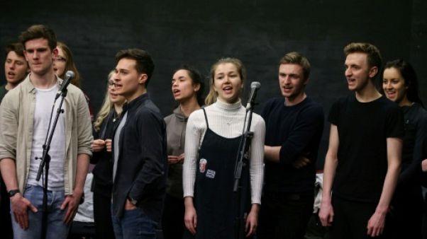 A Londres, dans l'antichambre des comédies musicales