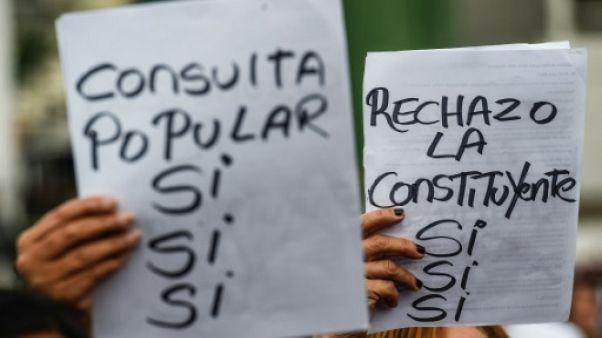 Venezuela: début du vote pour la consultation contre Maduro