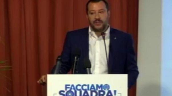 Salvini, Cav dice no a patto Renzi, Bene