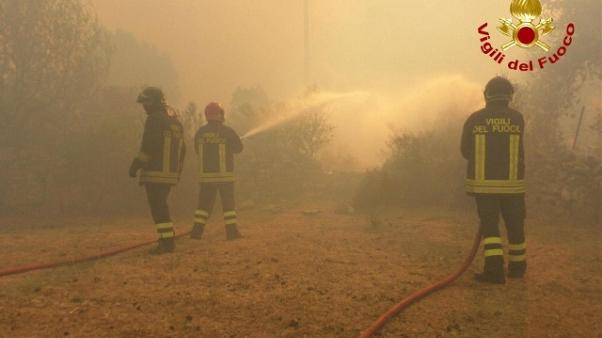 Incendi: Mdp, Galletti riferisca in Aula