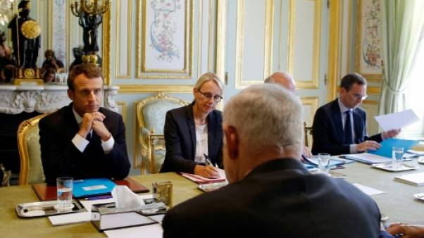 "Iran: Macron assure Netanyahu de sa ""vigilance"" concernant l'accord sur le nucléaire"