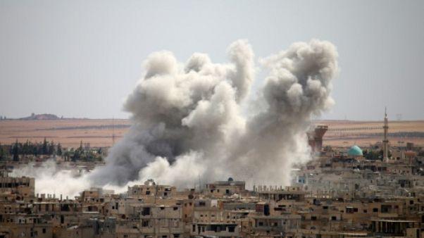 La guerre en Syrie a fait plus de 330.000 morts depuis 2011 selon l'OSDH