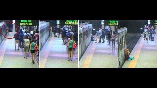 Trascinata da metro: sindacati, no gogna