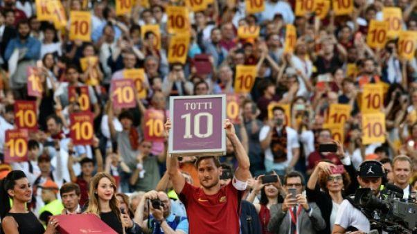 Japon: le Tokyo Verdy renonce à son rêve de faire venir Totti