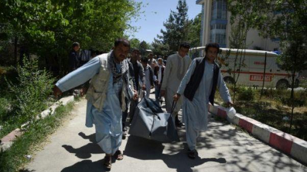 Le lourd tribut des civils afghans au conflit qui s'étend