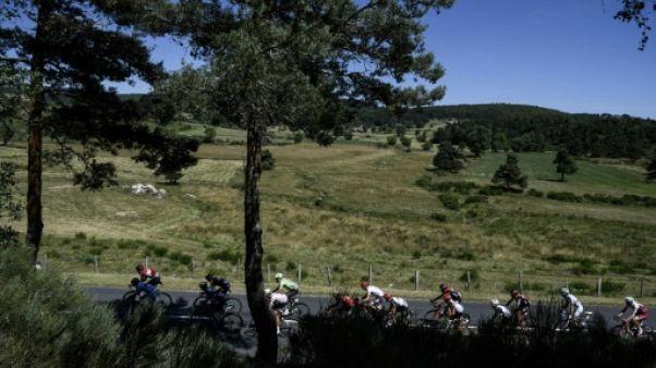 Environnement: le Tour de France en quête du maillot vert