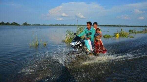 Inde: 76 morts dans des inondations dues à la mousson