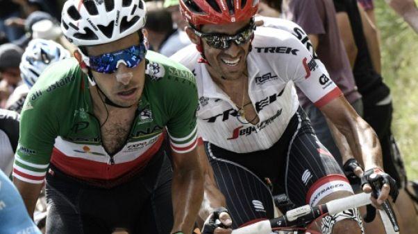 """Tour de France: pour Aru, """"personne, même Froome, n'est sûr"""" de rien"""