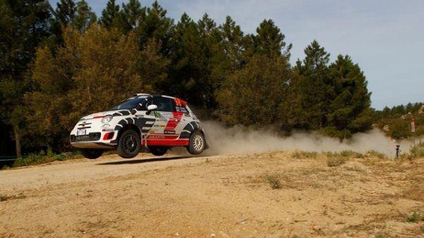 Via a iscrizioni Rally Italia Talent2018