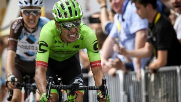 Tour de France: Rigoberto Uran affiche sa confiance