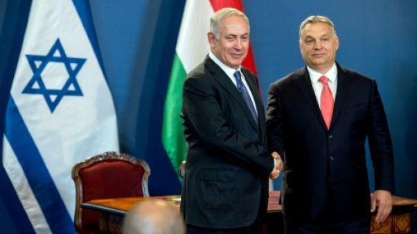Netanyahu et Orban réfutent les critiques d'antisémitisme visant la Hongrie