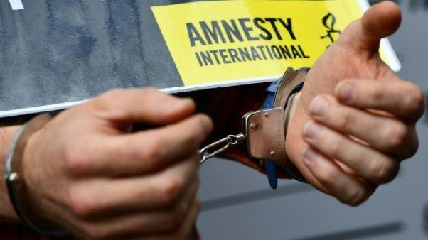 Turquie : la directrice d'Amnesty placée en détention