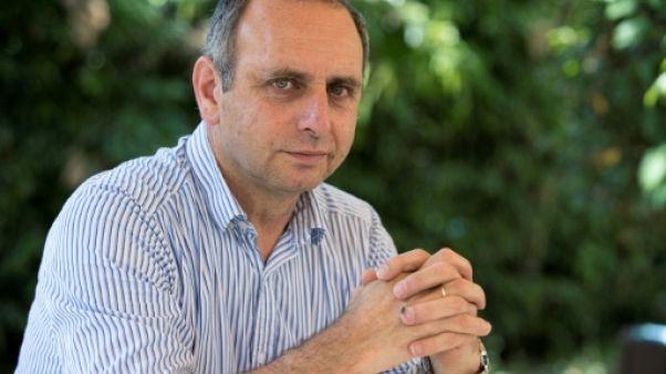 """Attentats: un Israélien exporte sa méthode de """"premiers soins"""" anti-stress"""